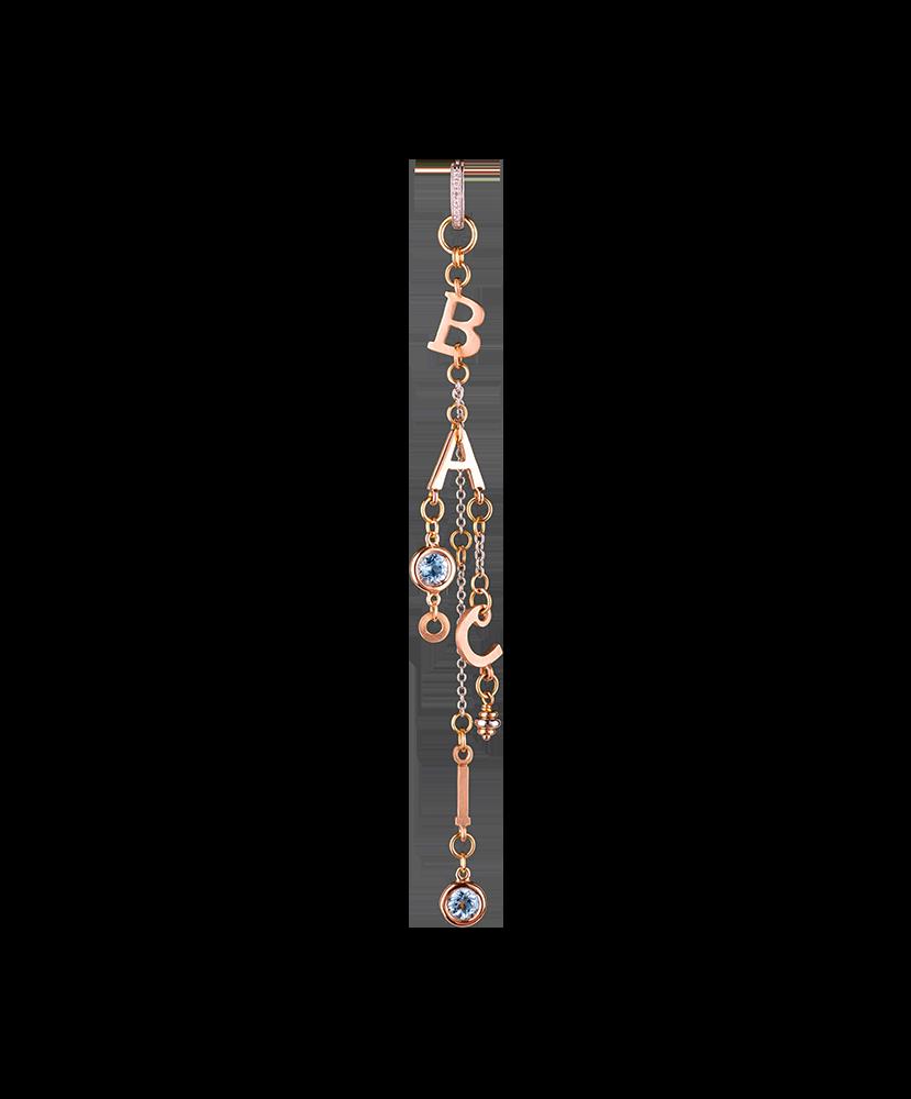 Silvia Kelly - Lecco jewelry - Italian jewelry - Baci Pendant
