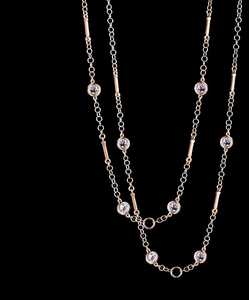 Silvia Kelly - Lecco jewelry - Italian jewelry - Baci Choker