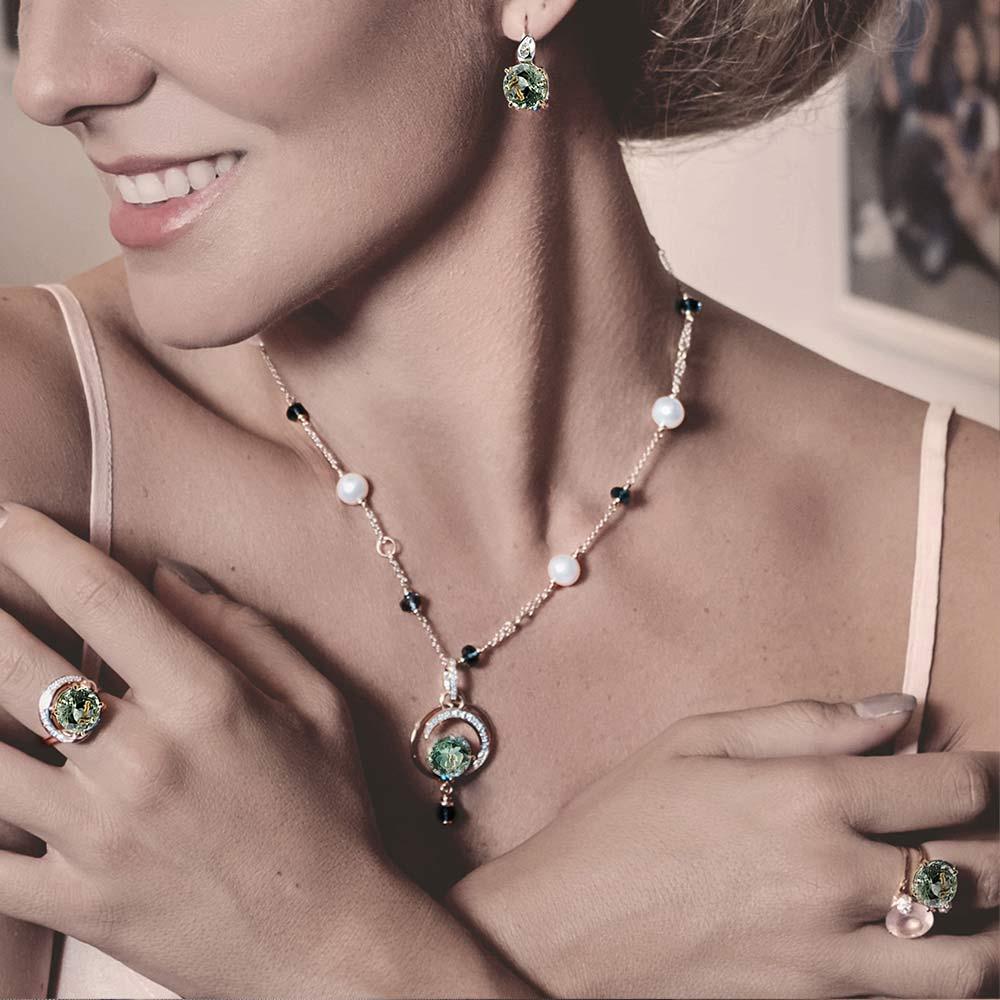 Silvia Kelly - Lecco jewelry - Italian jewelry - London Collection