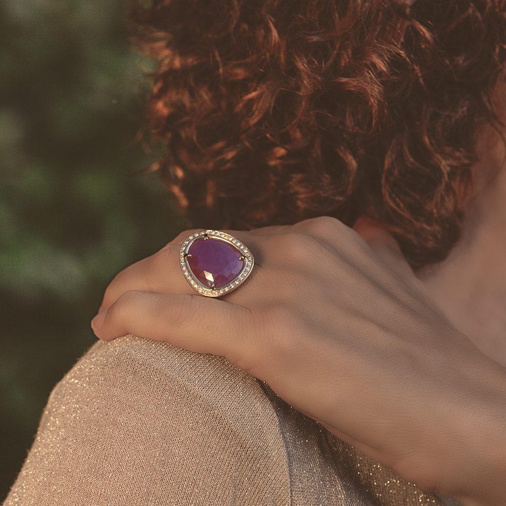 Silvia Kelly - Lecco jewelry - Italian jewelry - Ofelia ring