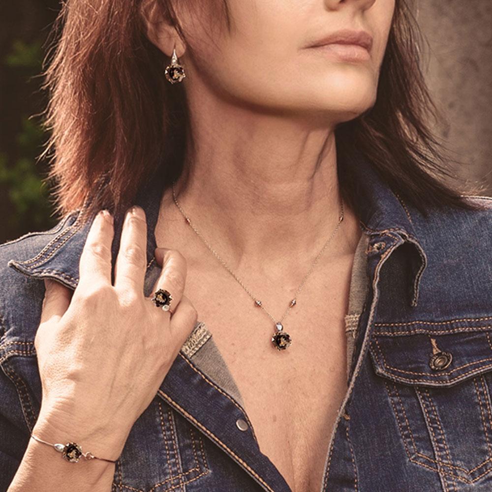 Silvia Kelly - Lecco jewelry - Italian jewelry - London Fume Collection