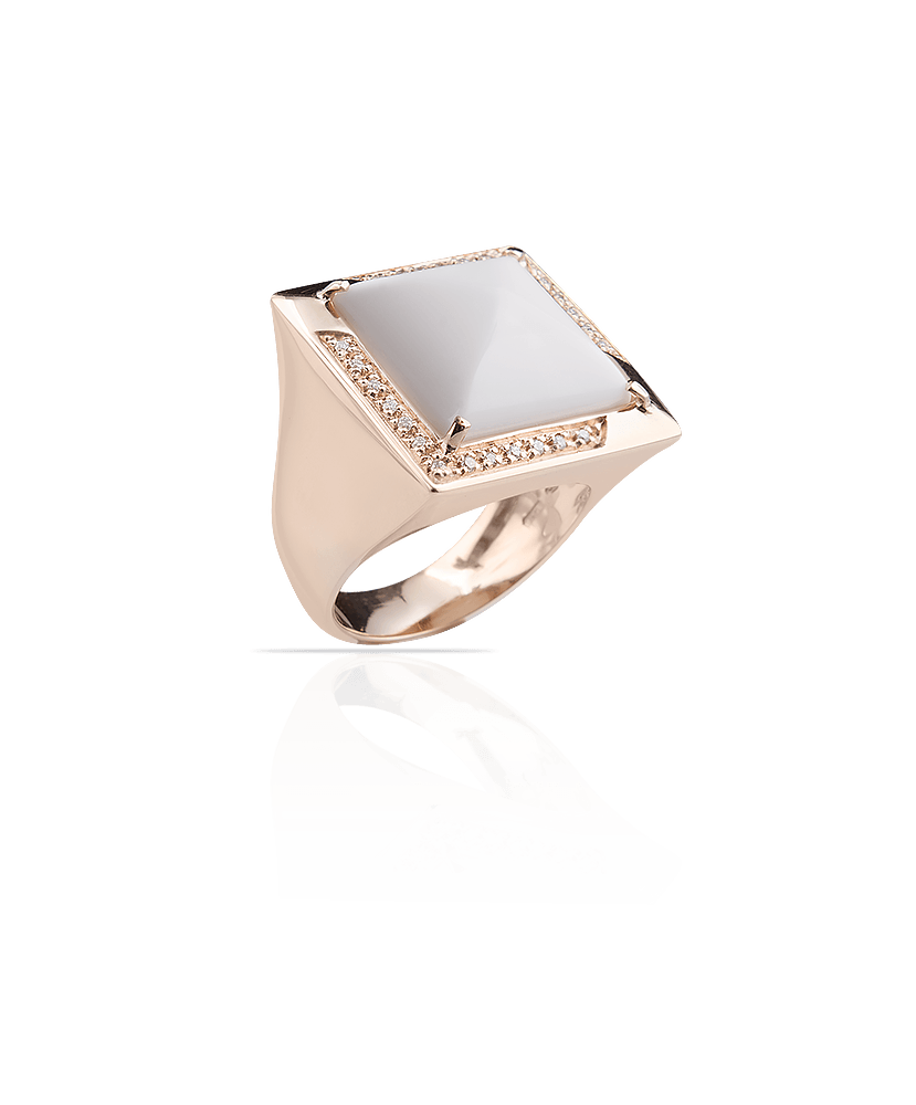 Silvia Kelly Lake Como - Lecco jewelry - Italian jewelry - Amparo ring