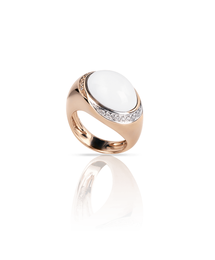 Silvia Kelly Lake Como - Lecco jewelry - Italian jewelry - Bice ring