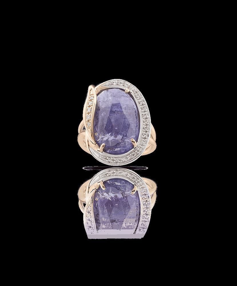Silvia Kelly Lake Como - Lecco jewelry - Italian jewelry - Costanza ring