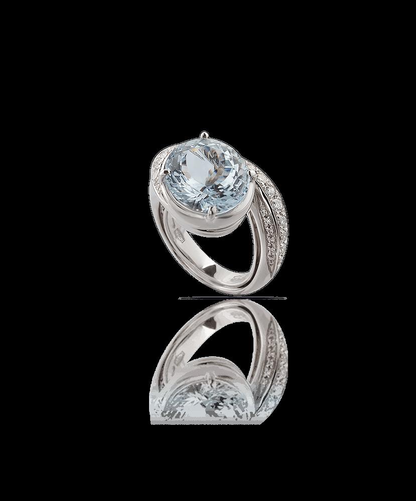Silvia Kelly Lake Como - Lecco jewelry - Italian jewelry - Diana ring