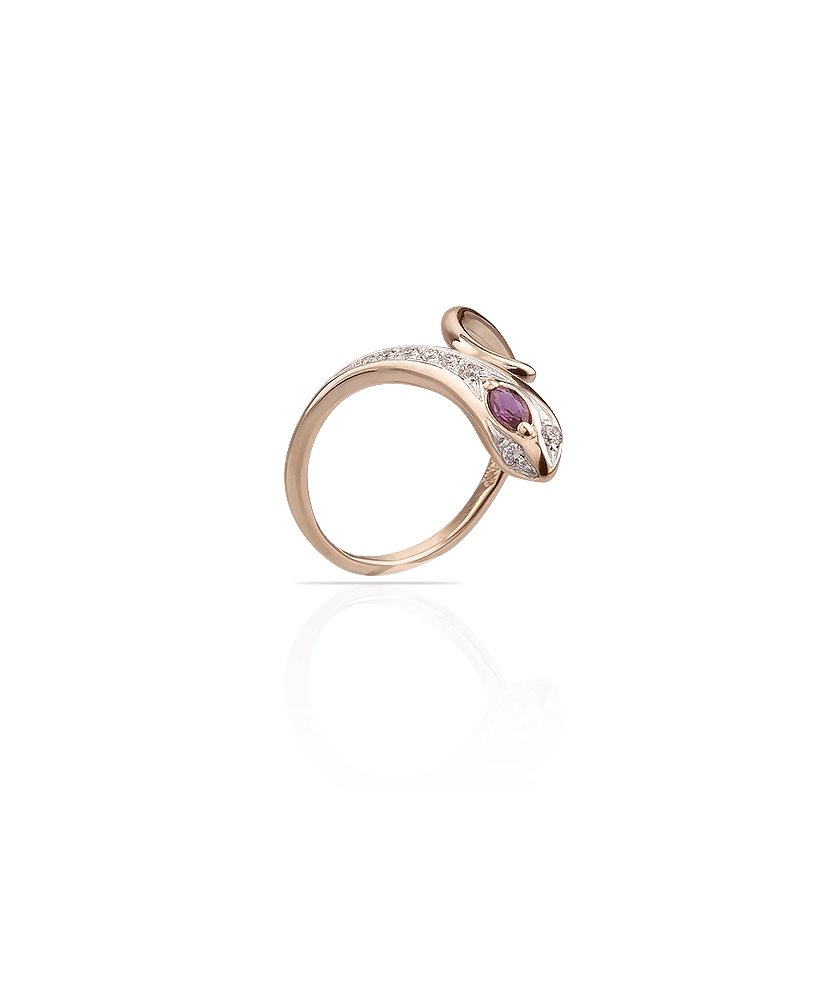 Silvia Kelly Lake Como - Lecco jewelry - Italian jewelry - Eva Rubino ring