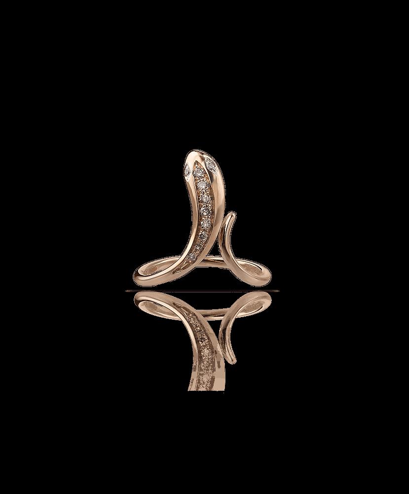 Silvia Kelly Lake Como - Lecco jewelry - Italian jewelry - Eva ring