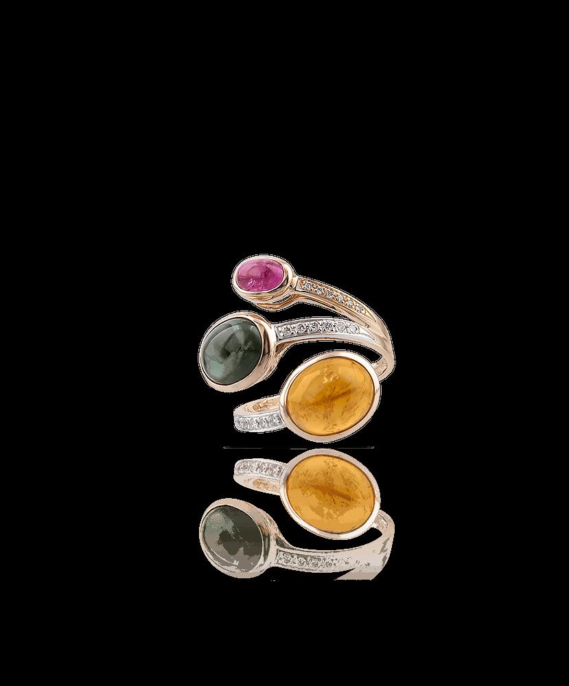 Silvia Kelly Lake Como - Lecco jewelry - Italian jewelry - Frida ring