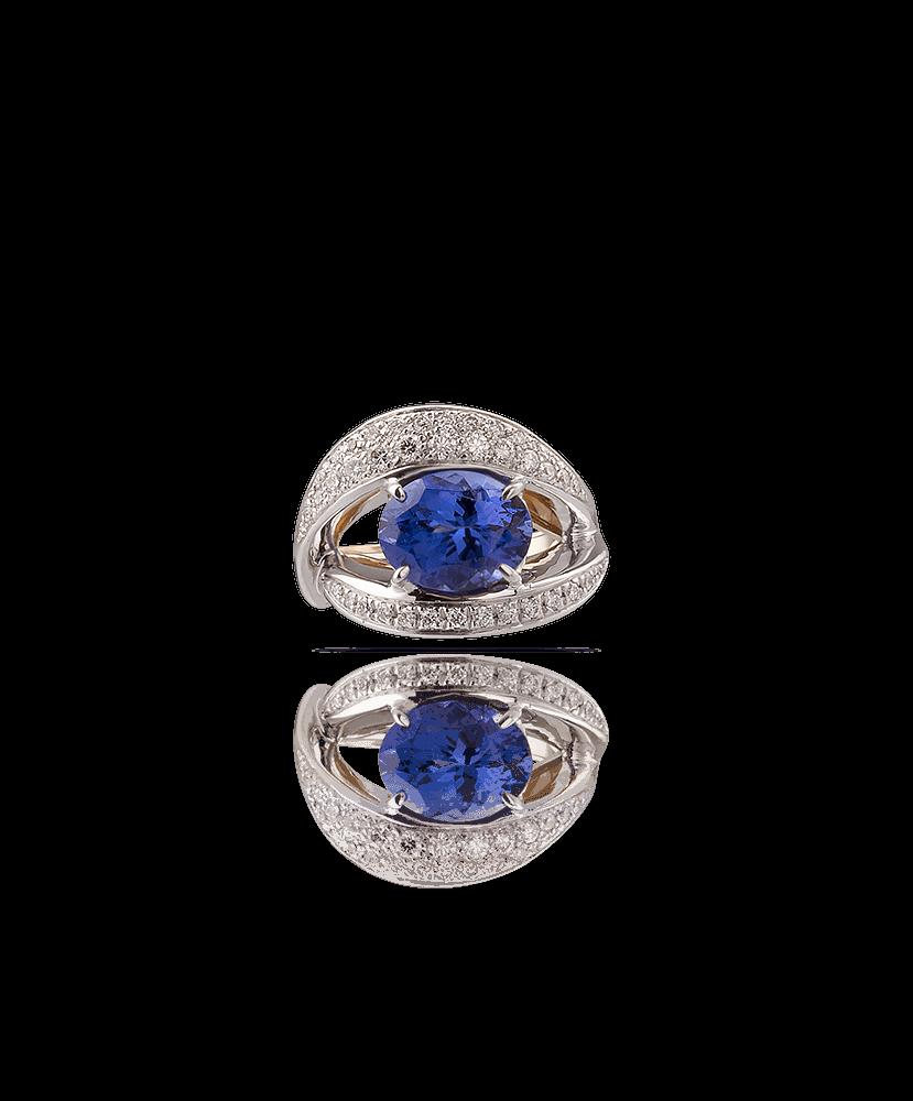 Silvia Kelly Lake Como - Lecco jewelry - Italian jewelry - Iris ring