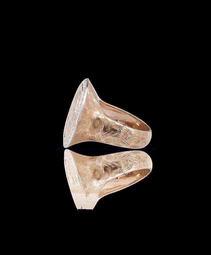 Silvia Kelly Lake Como - Lecco jewelry - Italian jewelry - Moneta ring