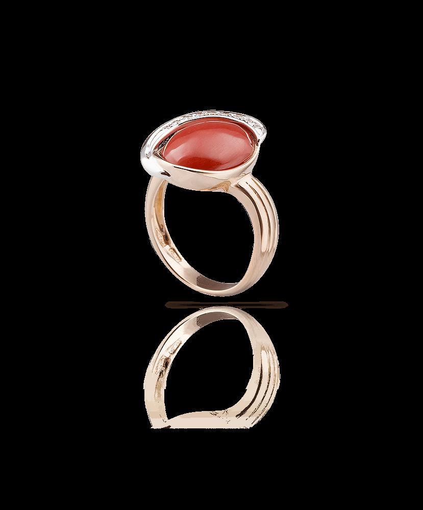 Silvia Kelly Lake Como - Lecco jewelry - Italian jewelry - Odilia ring