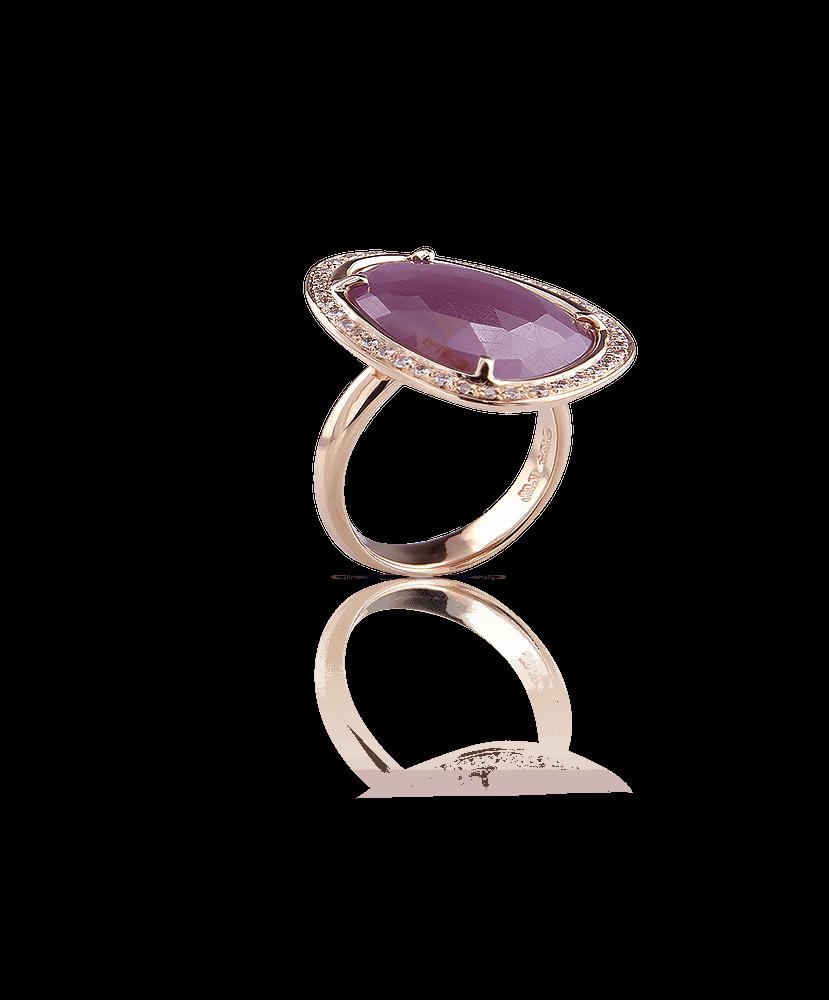 Silvia Kelly Lake Como - Lecco jewelry - Italian jewelry - Ofelia ring