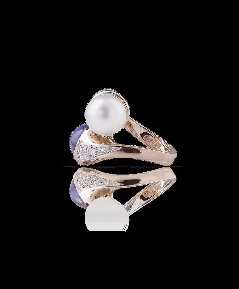 Silvia Kelly Lake Como - Lecco jewelry - Italian jewelry - Soraya ring