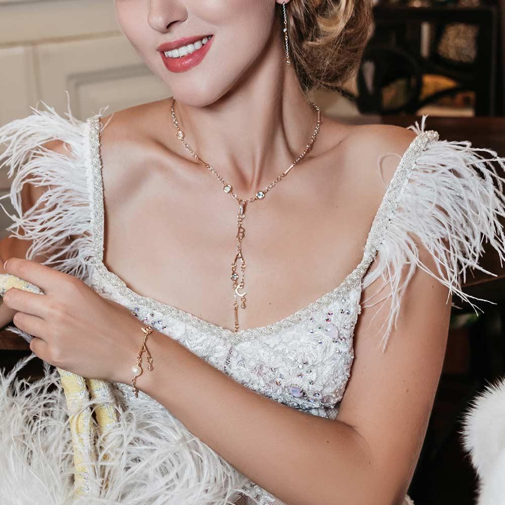 Silvia Kelly - Gioielleria Lecco - porta gioielli - Bracciale Baci