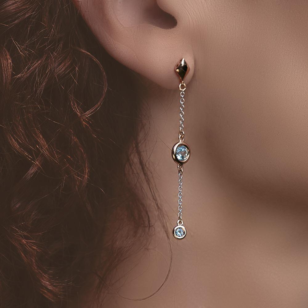 Silvia Kelly - Lecco jewelry - Italian jewelry - Baci Earrings