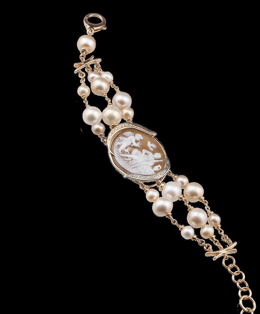 Silvia Kelly Lake Como - Lecco jewelry - Italian jewelry - Elaide Bracelet