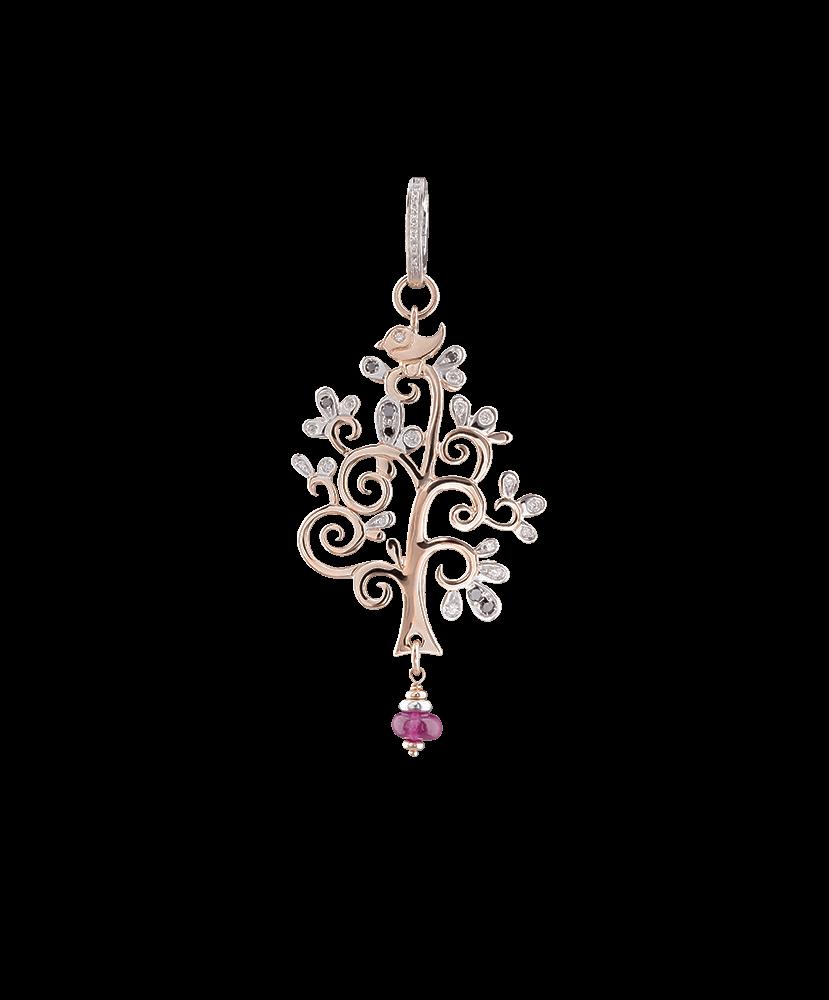 Silvia Kelly - Lecco jewelry - Italian jewelry - Albero della Vita Big Pendant
