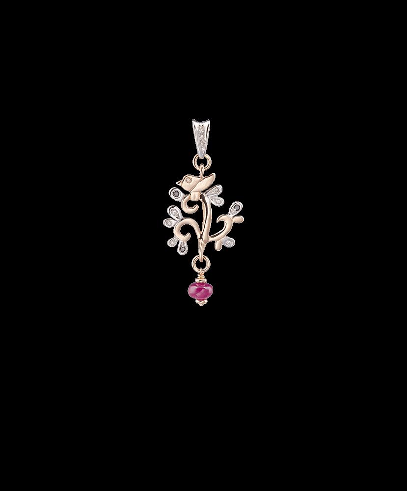 Silvia Kelly - Lecco jewelry - Italian jewelry - Albero della Vita Small Pendant