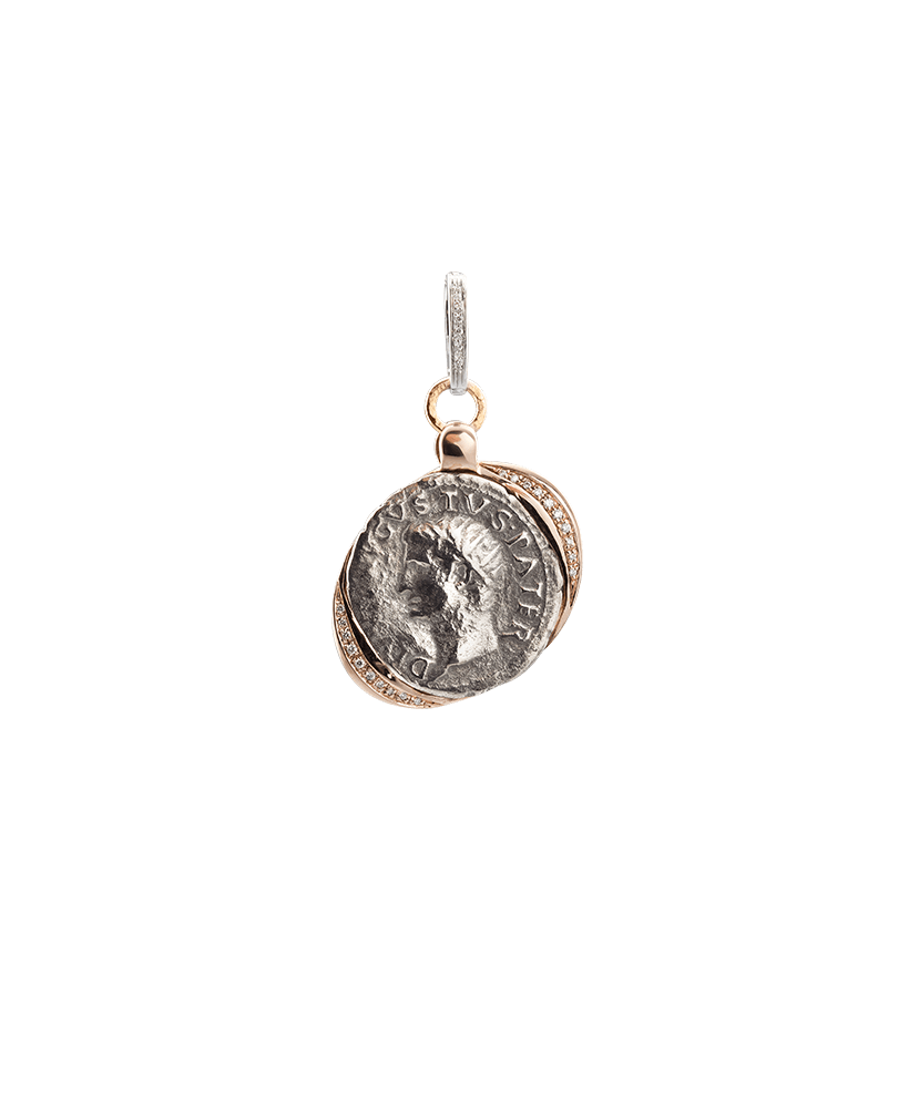 Silvia Kelly - Lecco jewelry - Italian jewelry - Augusto Pendant