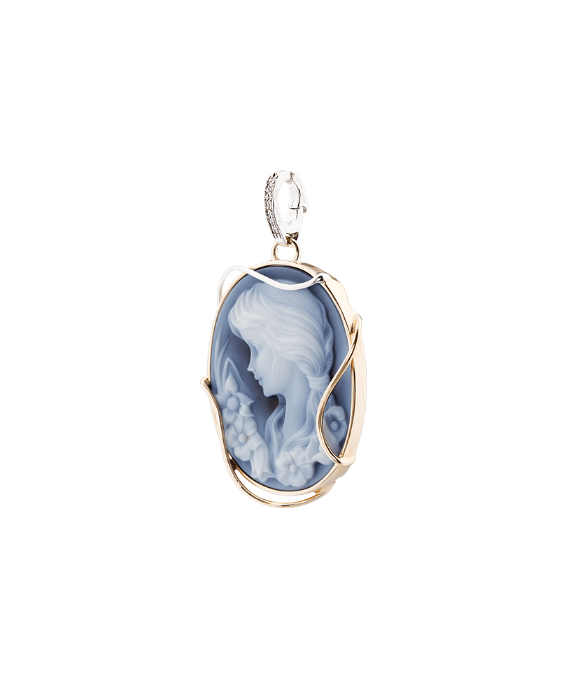 Silvia Kelly - Lecco jewelry - Italian jewelry - Eleonora Pendant