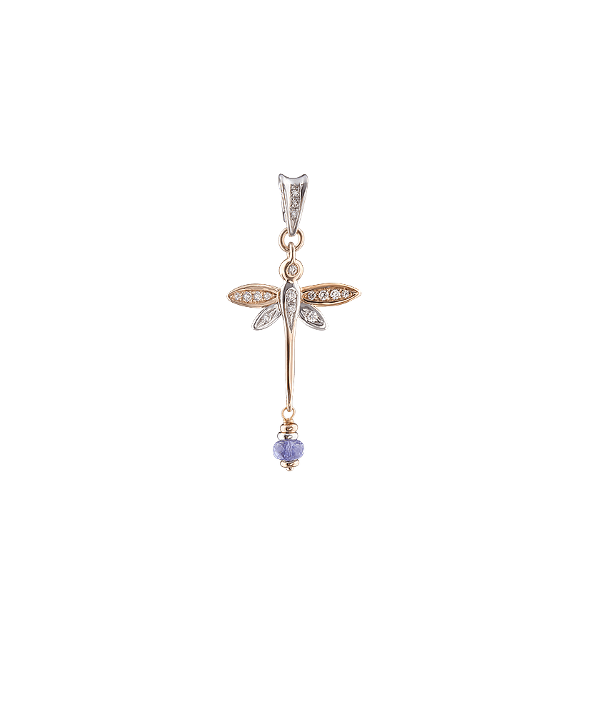 Silvia Kelly - Lecco jewelry - Italian jewelry - Iside Diamonds Pendant
