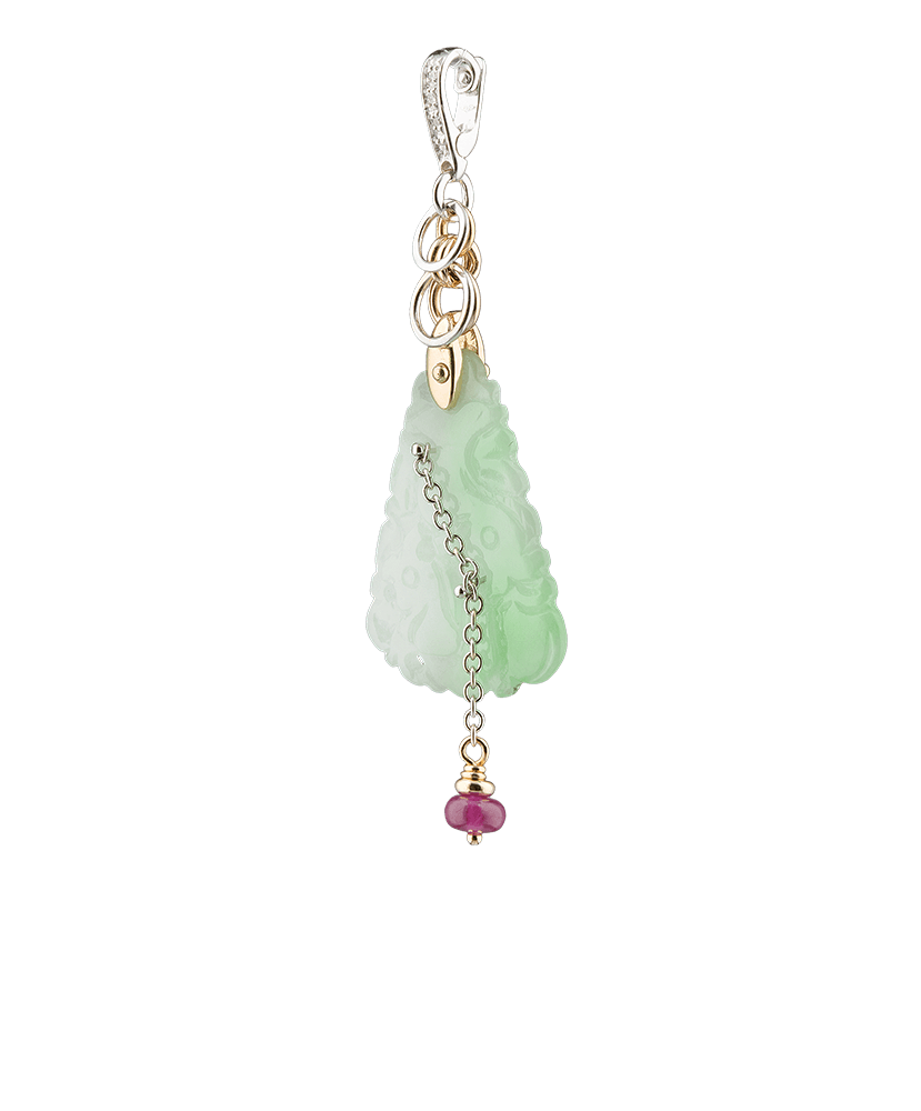 Silvia Kelly - Lecco jewelry - Italian jewelry - Petronilla Pendant