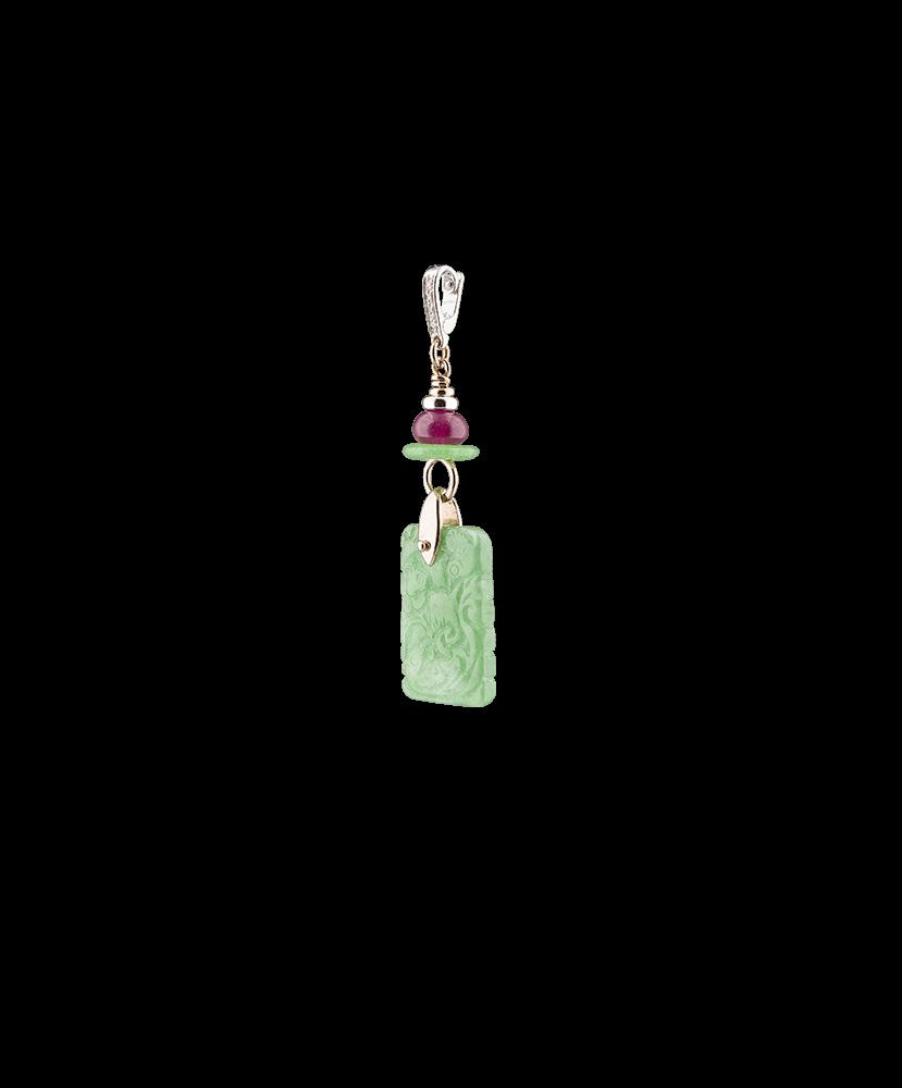 Silvia Kelly - Lecco jewelry - Italian jewelry - Sibilla Pendant