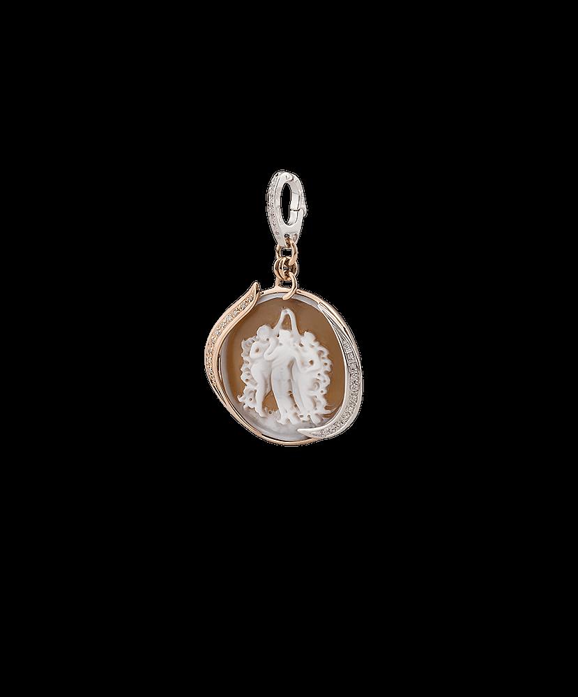 Silvia Kelly - Lecco jewelry - Italian jewelry - Tre grazie Pendant