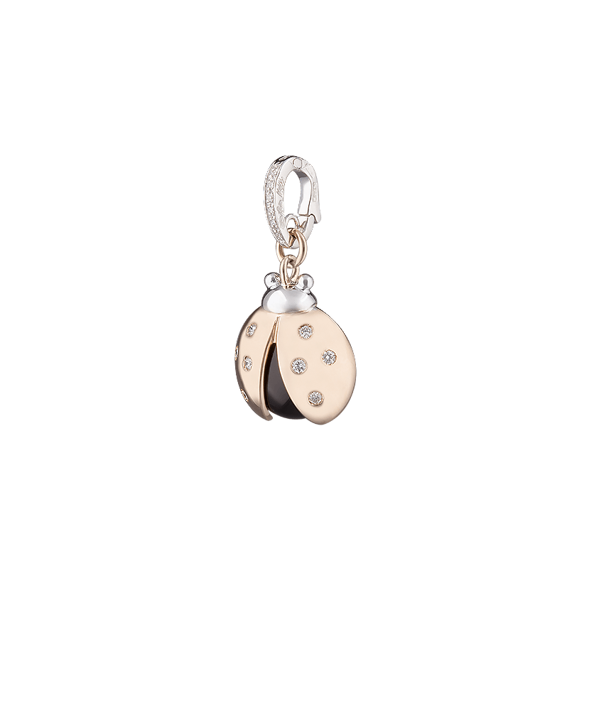 Silvia Kelly - Lecco jewelry - Italian jewelry - Vilma Onyx Pendant