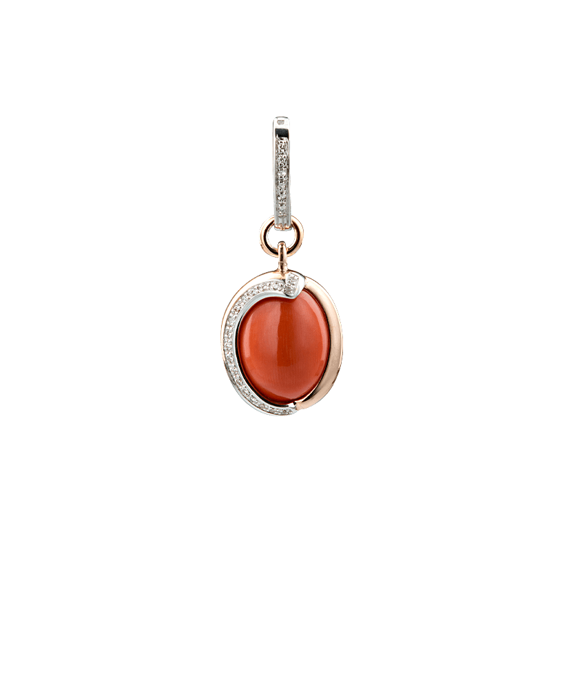 Silvia Kelly Lake Como - Lecco jewelry - Italian jewelry - Zaira Pendant