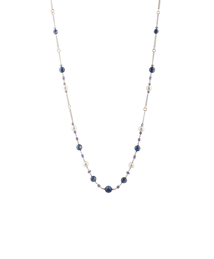 Silvia Kelly - Lecco jewelry - Italian jewelry - Glenda necklace
