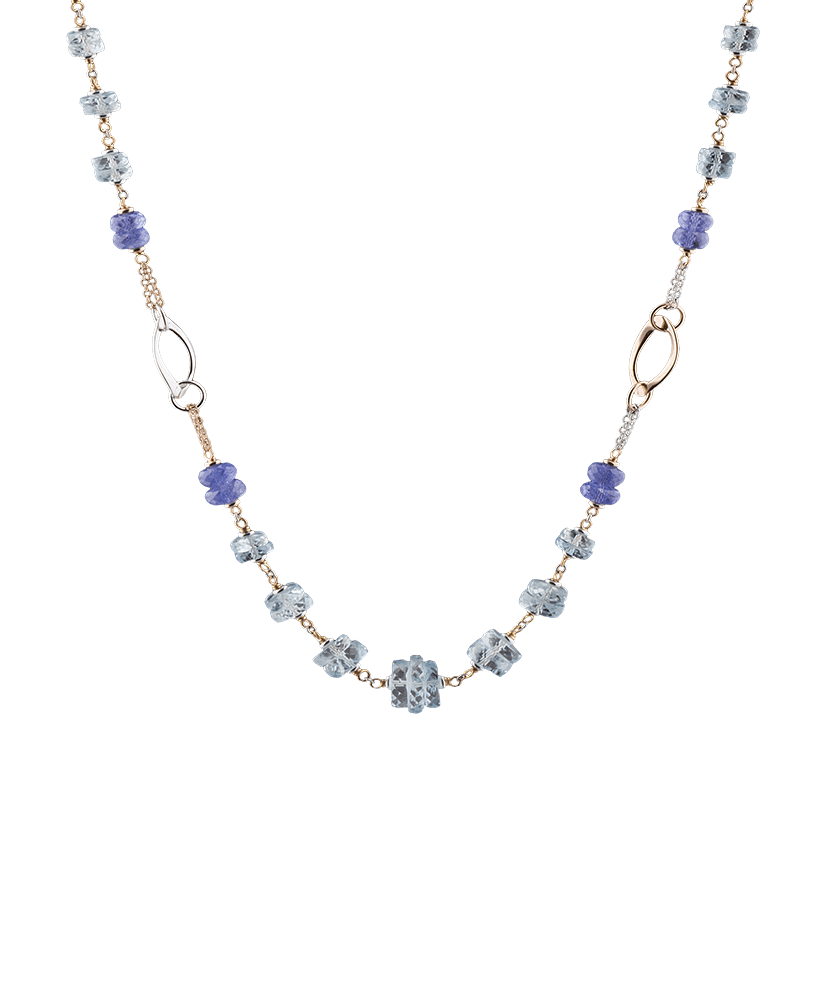 Silvia Kelly - Lecco jewelry - Italian jewelry - Greta Necklace