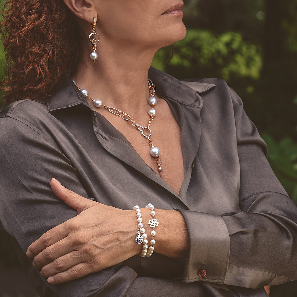 Silvia Kelly - Lecco jewelry - Italian jewelry - Corinda Choker