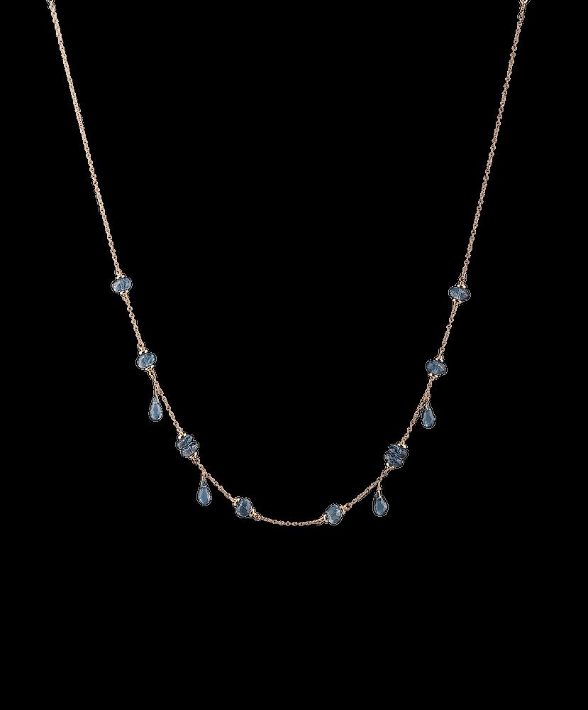 Silvia Kelly - Lecco jewelry - Italian jewelry - Carlotta Choker