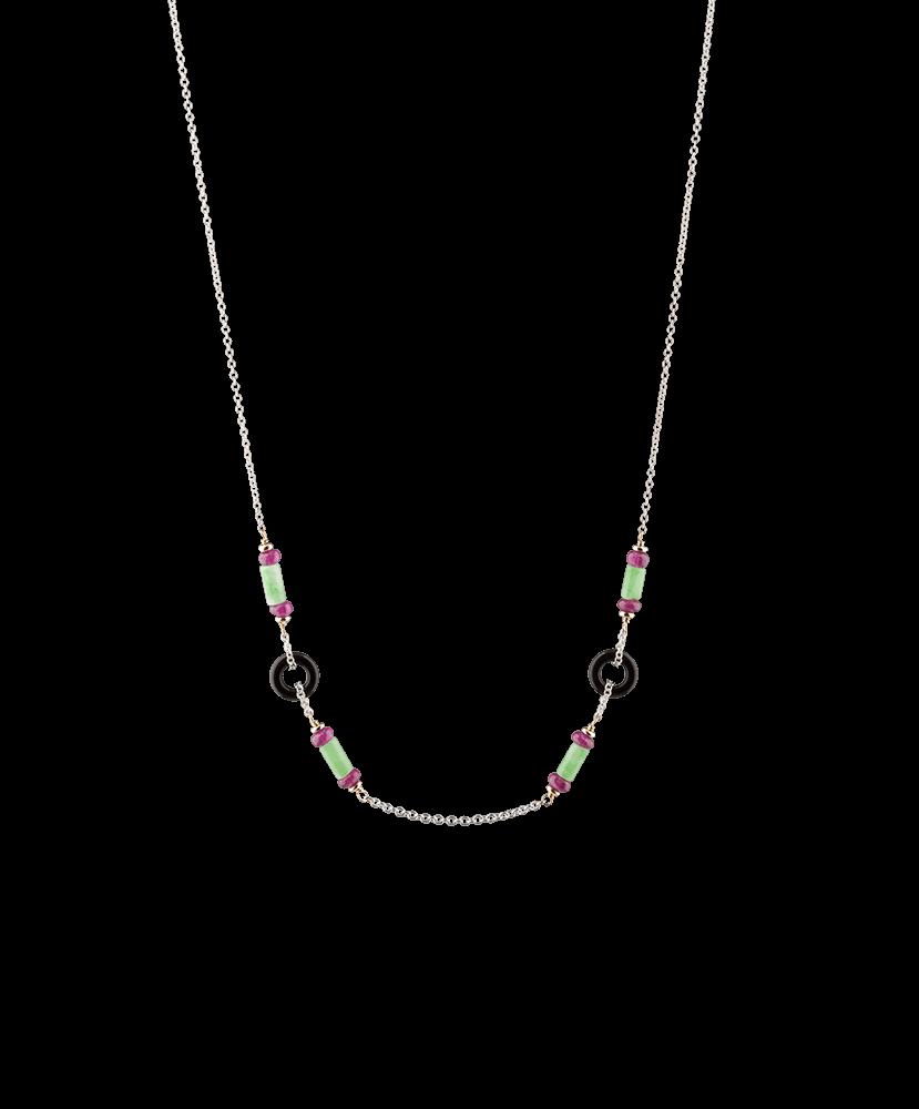 Silvia Kelly - Lecco jewelry - Italian jewelry - Giuditta Choker