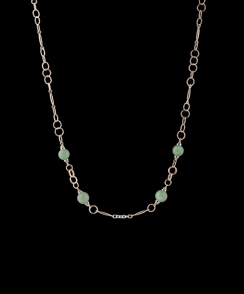Silvia Kelly - Lecco jewelry - Italian jewelry - Smilla Choker