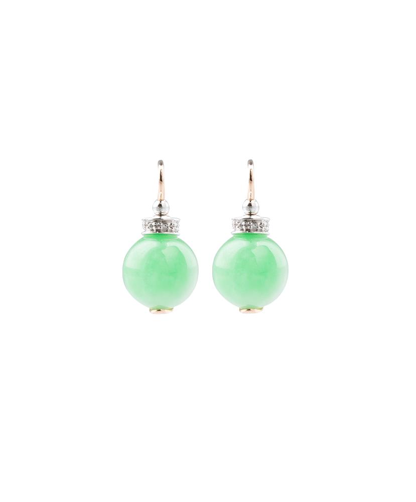 Silvia Kelly - Lecco jewelry - Italian jewelry - Nicole Earrings
