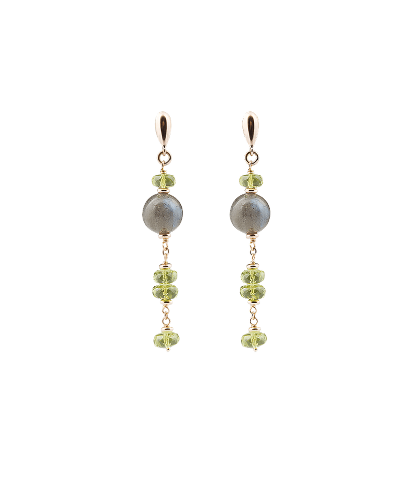Silvia Kelly - Lecco jewelry - Italian jewelry - Ketty Earrings