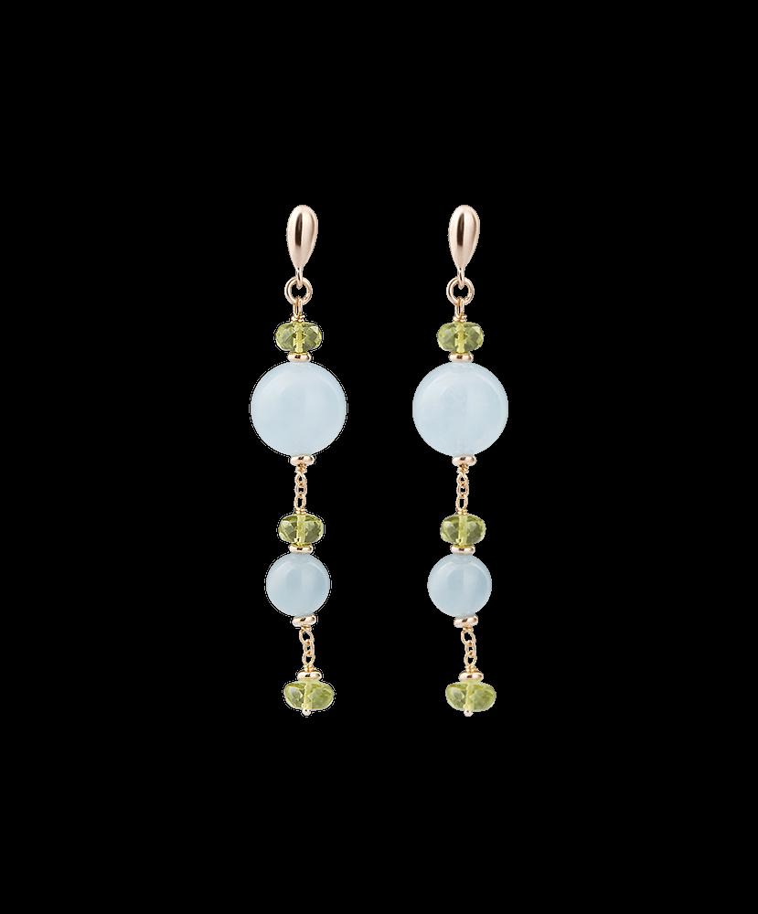 Silvia Kelly - Lecco jewelry - Italian jewelry - Lulu Earrings