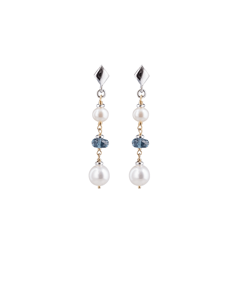 Silvia Kelly - Lecco jewelry - Italian jewelry - Martina Earrings