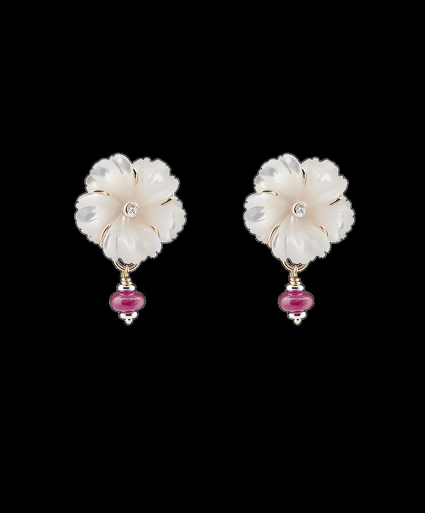 Silvia Kelly - Lecco jewelry - Italian jewelry - Tamara Earrings