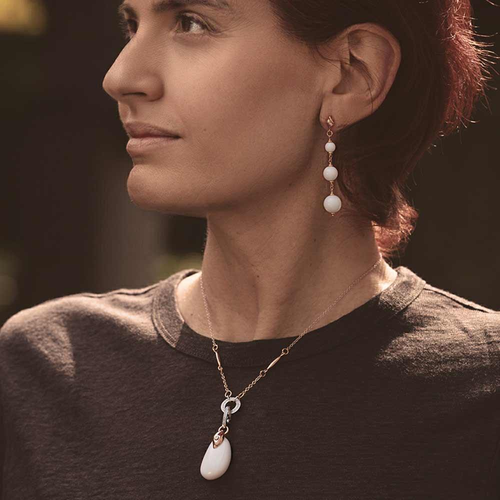 Silvia Kelly - Lecco jewelry - Italian jewelry - Tosca Earrings