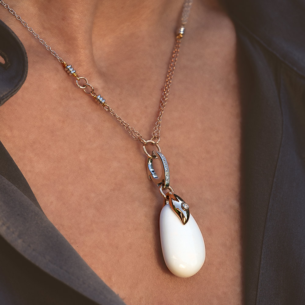 Silvia Kelly - Lecco jewelry - Italian jewelry - Bice Pendant
