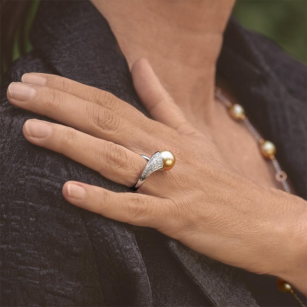 Silvia Kelly - Lecco jewelry - Italian jewelry - Gold necklace
