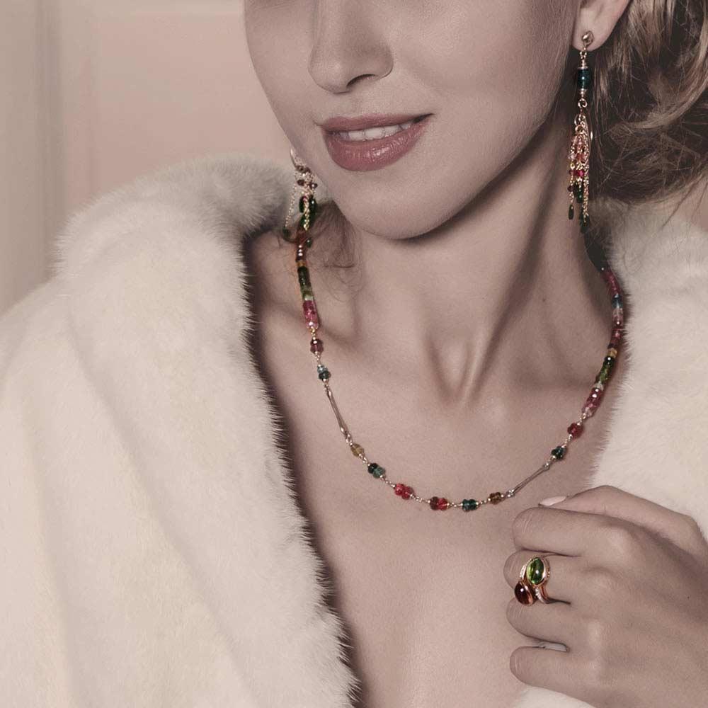 Silvia Kelly Lake Como - Lecco jewelry - Italian jewelry - Ida ring
