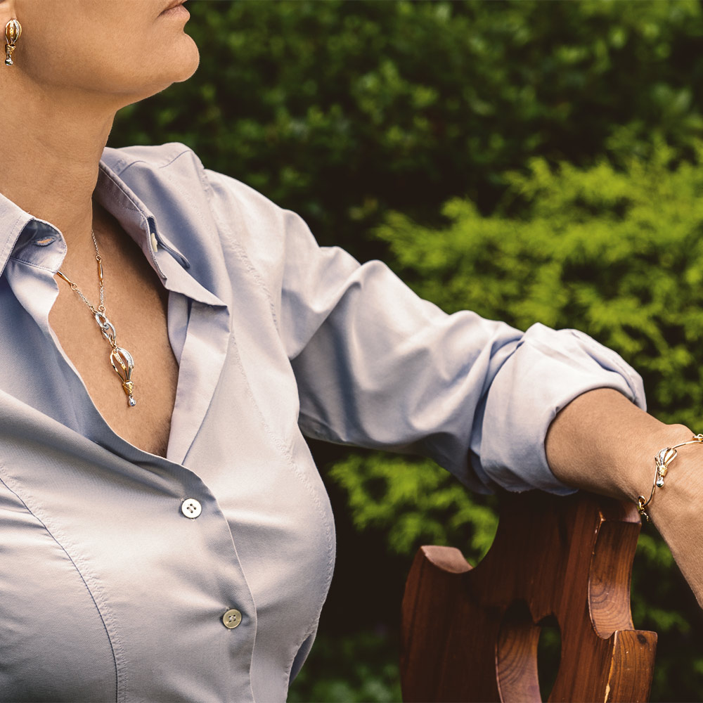 Silvia Kelly - Lecco jewelry - Italian jewelry - Mongolfiera Collection