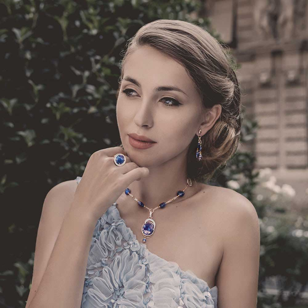 Silvia Kelly - Lecco jewelry - Italian jewelry - Tecla ring