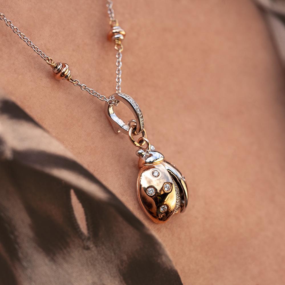 Silvia Kelly - Lecco jewelry - Italian jewelry - Vilma Diamonds Pendant