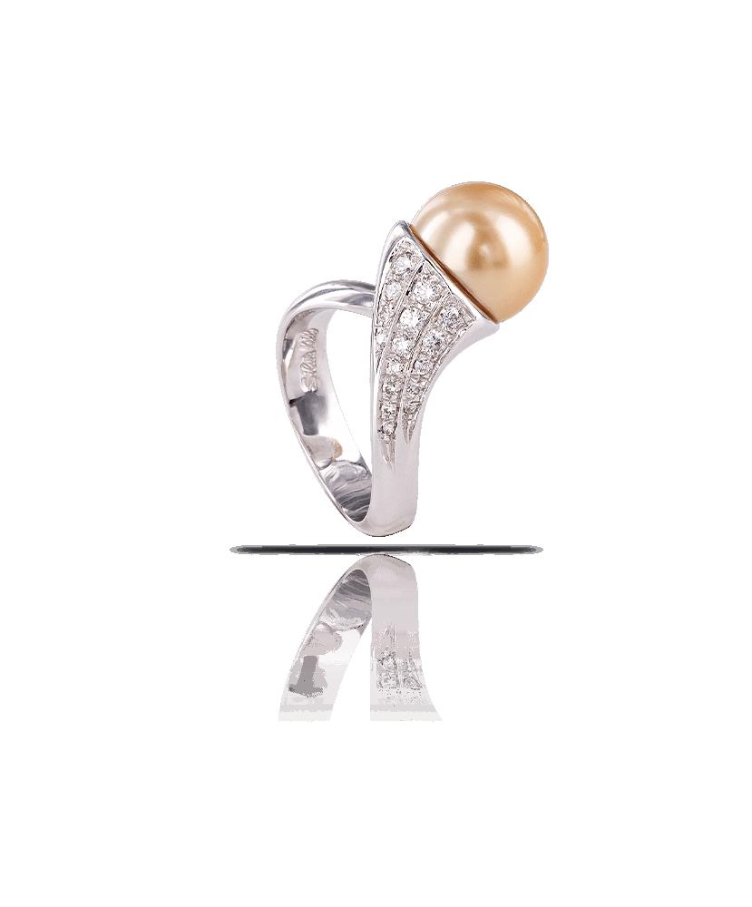 Silvia Kelly Lake Como - Lecco jewelry - Italian jewelry - Gold Ring