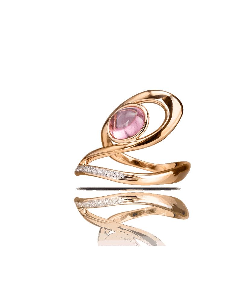 Silvia Kelly Lake Como - Lecco jewelry - Italian jewelry - Clelia Ring
